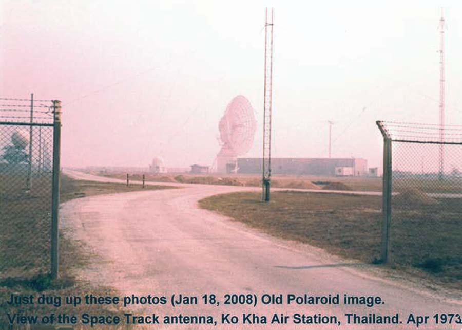 1. KOK RTAFB Air Station. Radar.