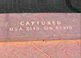 Korean War Captured: 7,149=0
