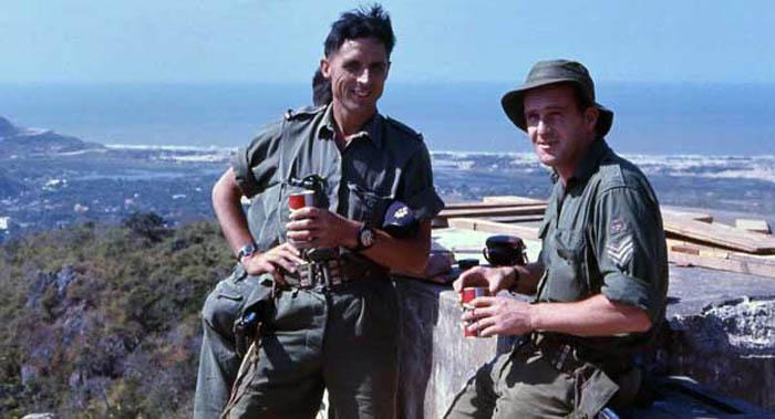 New Zealander troops at beach. MSgt Summerfield: 15