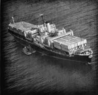 SS Mayaguez container ship.