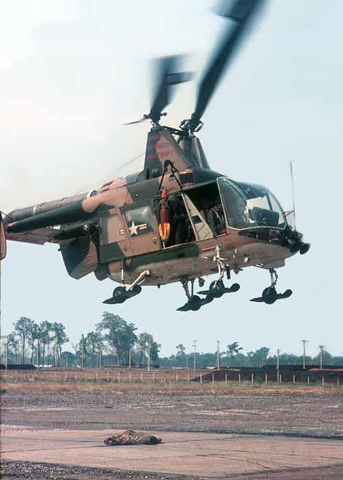 1. NKP: Photo of an HH-43