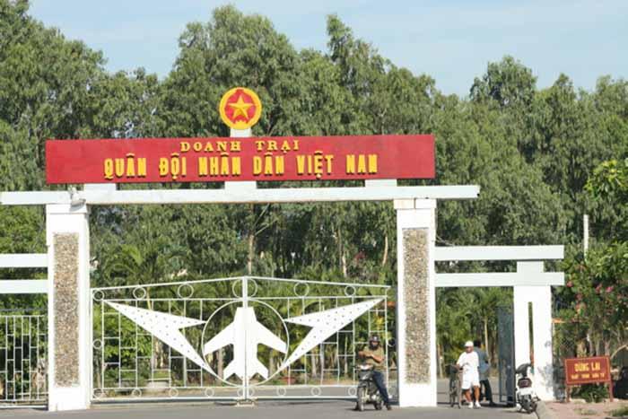 10. Cam Ranh Bay AB: John Balderas.