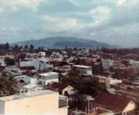 8. Nha Trang AB: City. Photo by Pat Houseworth, 1969-1970.