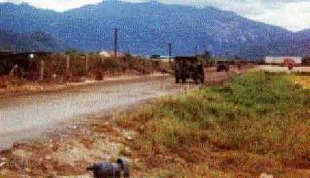 5. Nha Trang AB: Camp Mac. Photo by Pat Houseworth, 1969-1970.