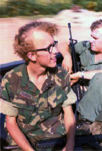 A2C Mark Burns, Convoy from Phu Cat AB to Qui Nhon AB