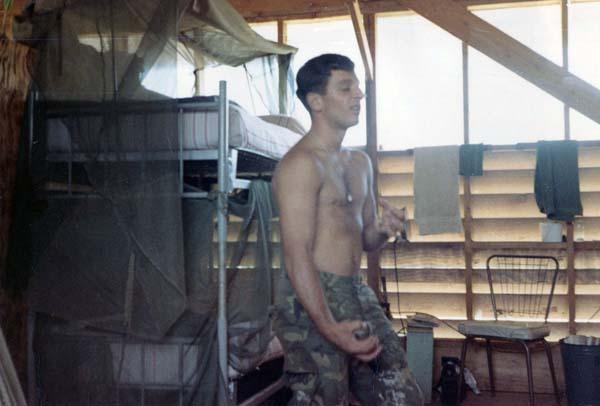 Phu Cat AB, New Barracks.