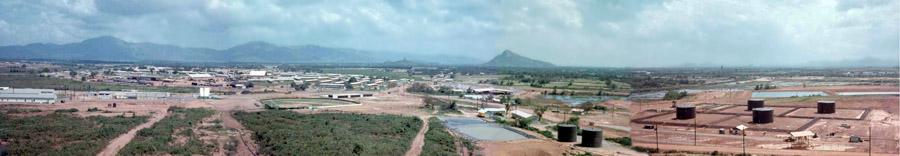 Phu Cat Airbase, 1970