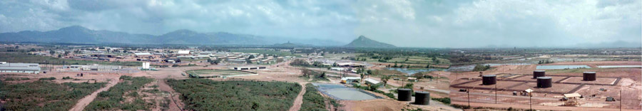 Phu Cat Air Base, 1970