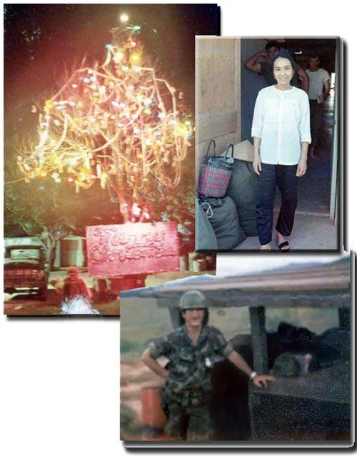 Phu Cat AB, Vietnam, 3rd Security Police Squadron, Cobrat Flight!