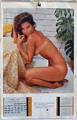 Playboy: April 1970, Paige Young, © 1970 Playboy, Inc.