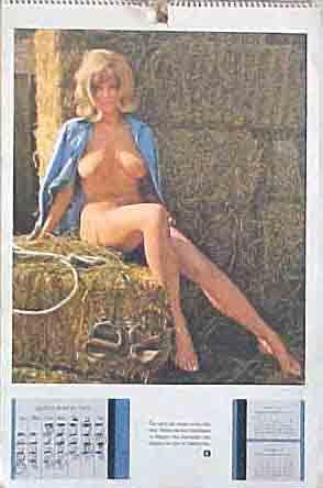 Playboy: September 1970, Reagan Wilson, © 1970 Playboy, Inc.