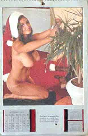 Playboy: December 1970, Cynthia Myers, © 1970 Playboy, Inc.