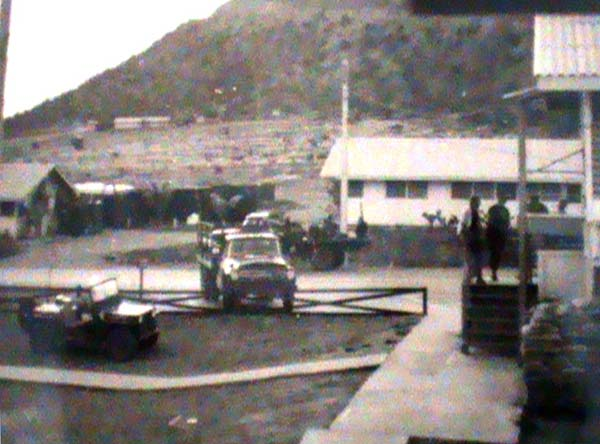 9. Phan Rang AB: 35th SPS: CQ and The Pit. 1969 Photo by: Jim Sullivan.