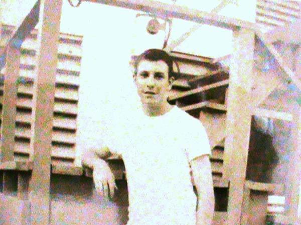 11. Phan Rang AB: 35th SPS: Sgt Jim Sullivan. 1969 Photo by: Jim Sullivan.