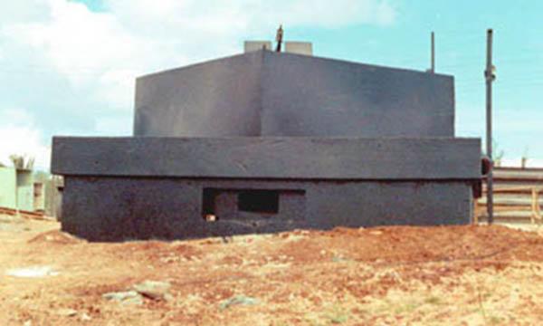 1. Phan Rang AB: Bomb Dump Tower. 1967-1968. Photo by: Howard Gover, LM 268, PR, 35th SPS; BH, 3rd SPS. 1967-1968.