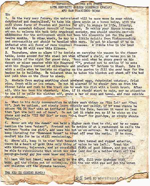 letters home from vietnam essay Dear america letters home from vietnam dear america letters home from vietnam gulf of tonkin resolution joint resolution of the us congress passed on august 7.