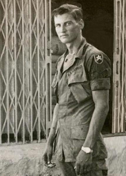 Sgt Charels Edward Hebron, Silver Star, KIA, TET 1968, Tan Son Nhut Air Base, 377th SPS.