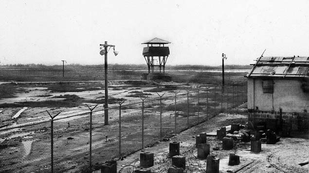 4. Tan My, Loran Station. Perimeter Tower. Det-1. Photo by: unknown.