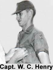 Capt Chuck Henry, 377th SPS, Tan Son Nhut AB, RVN, 1966
