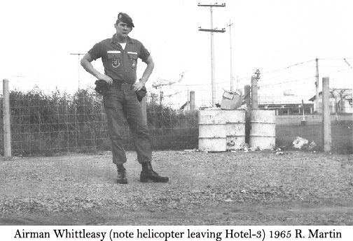 1. TSN AB: Airman Whittleasy. Photo by Roy F. Martin Jr. 1965.