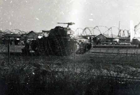 11. Tan Son Nhut AB: Tank. Randy Stutler, 1965-1966.