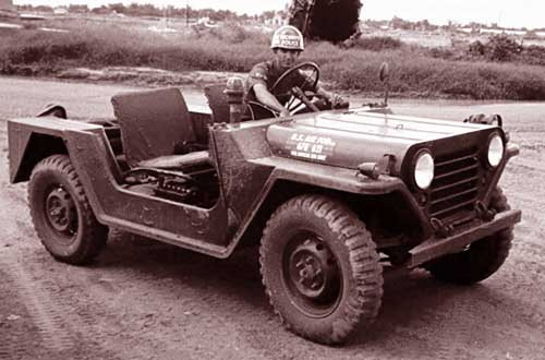 Mobile-51, 377th APS Jeep, 1967
