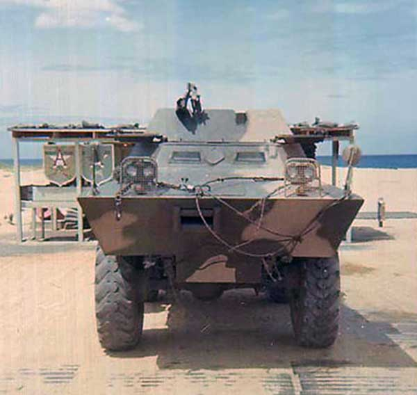 10. Tuy Hoa AB, SPS V110s. Photo by: Henry Lesher, 1968-1969.