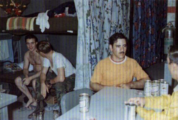 13. Tuy Hoa AB: Hootch Party. 1969-1970.