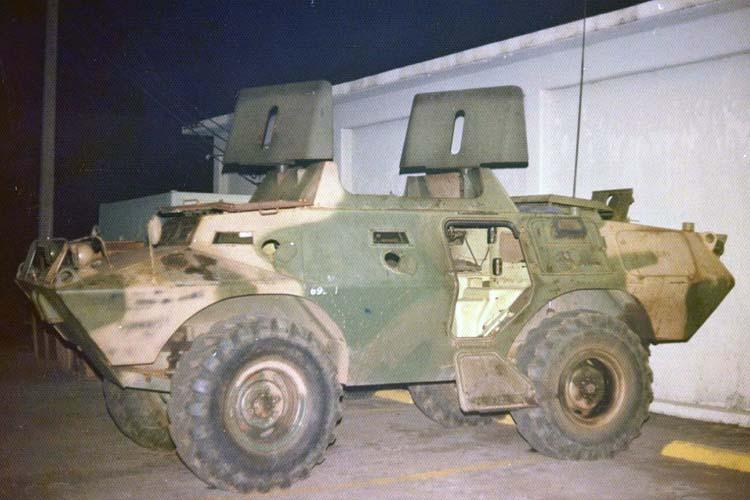 16. M-706 Commando-QRT-Tiger Flight-Quebec 40, at CSC.