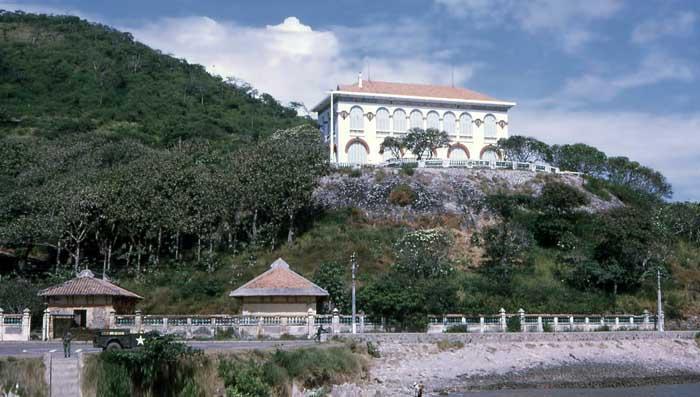 Vung Tau, Cap St. Jacques. Madam Ky's home. MSgt Summerfield: 11
