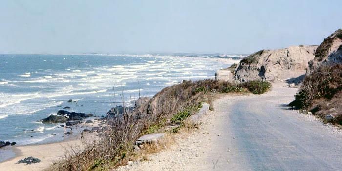 Vung Tau road to fishing village. MSgt Summerfield: 17