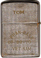 VSPA Zippo Lighters We Carried in Vietnam and Thailand