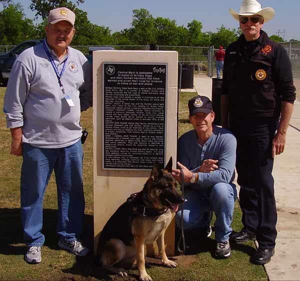 K 9 Mwd Texas War Dog Memorial